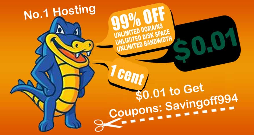 No.1 Hosting Coupon